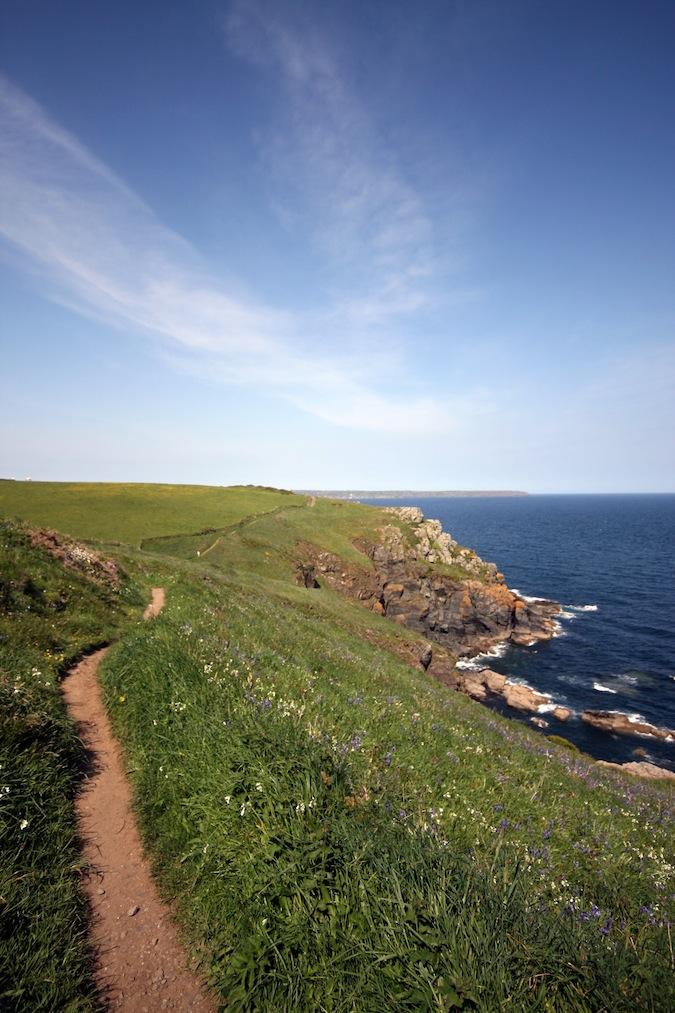 Lizard South West Coast Path 1