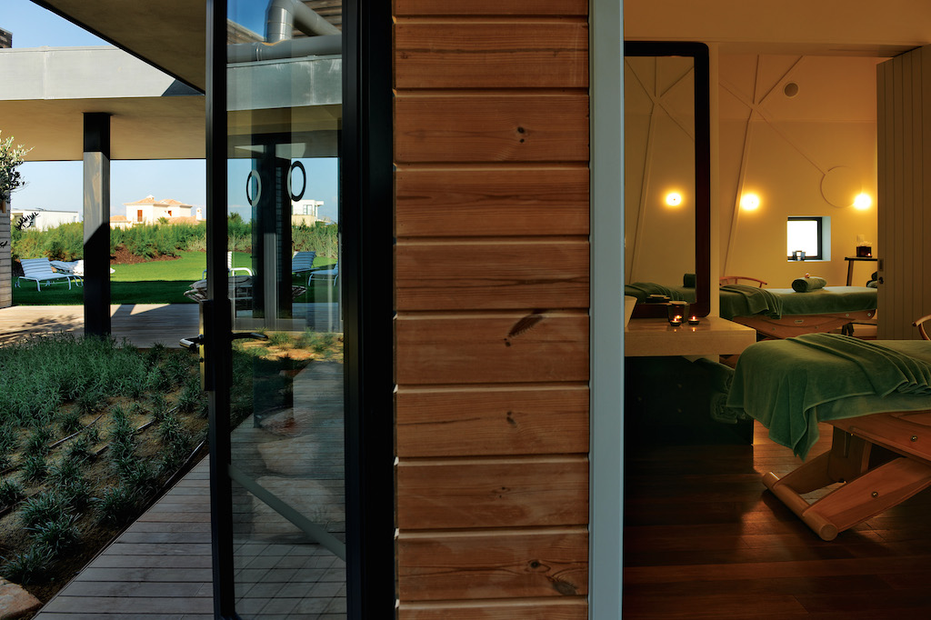 Finisterra Spa Treatment and Garden