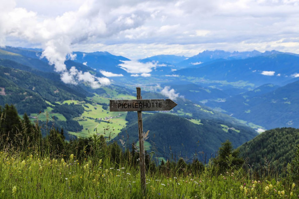 Zur Pichlerhütte