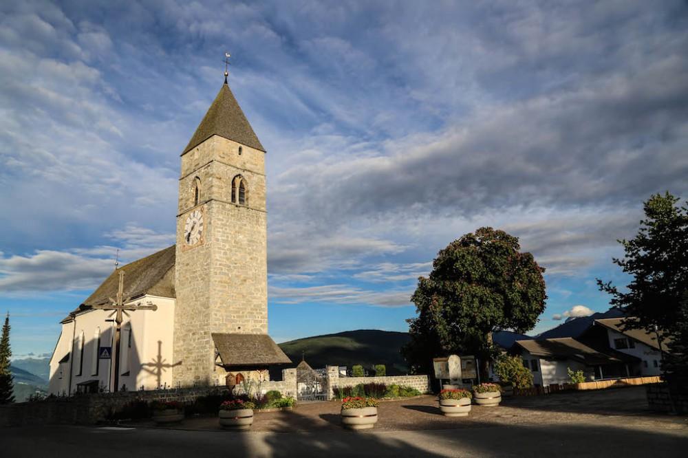 Kirche von Meransen