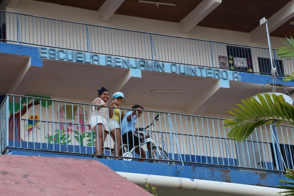 Die Dorfschule