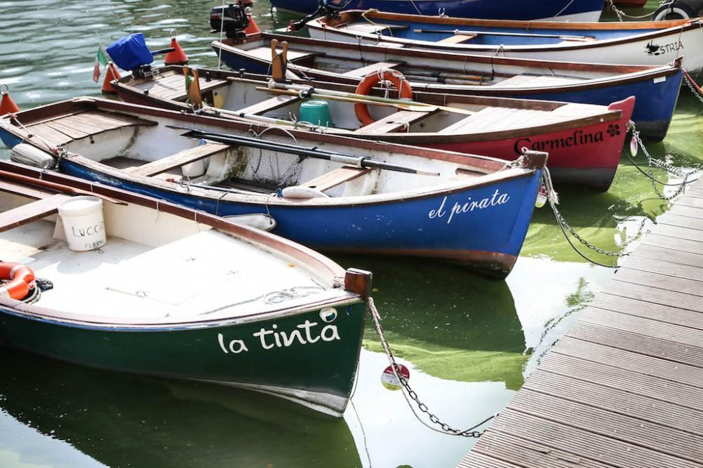 Hafen Torbole