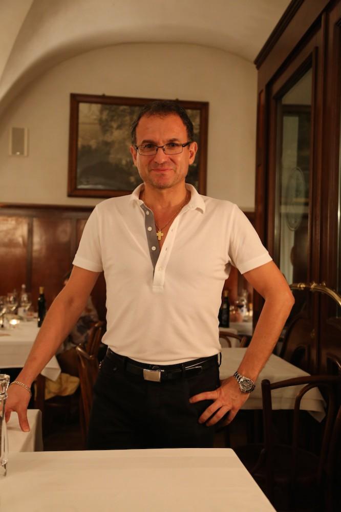 Der Chef im Haus