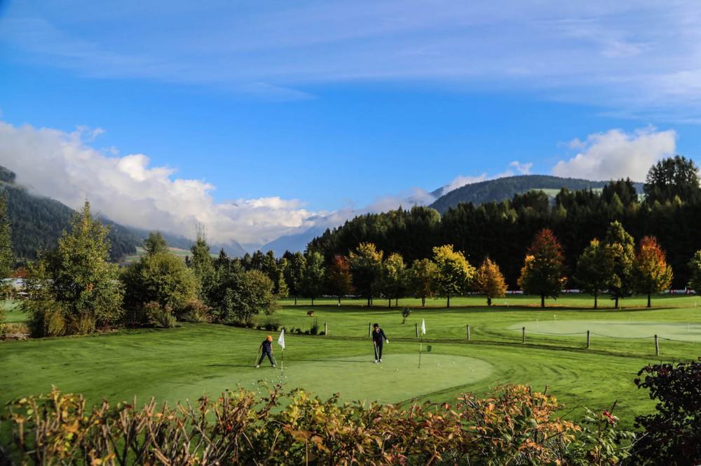 Golfplatz des Mirabell