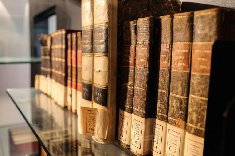 Schätze der Bibliothek