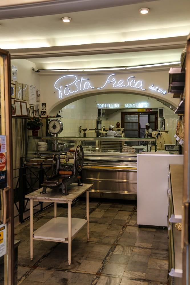 Wie wird eigentlich Pasta gemacht?
