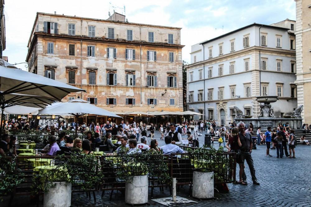Piazza di S. Maria