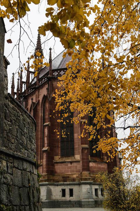 Herbst in Schenna