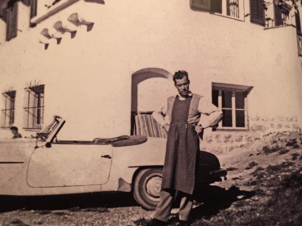 Franz Mair und seine Leidenschaft