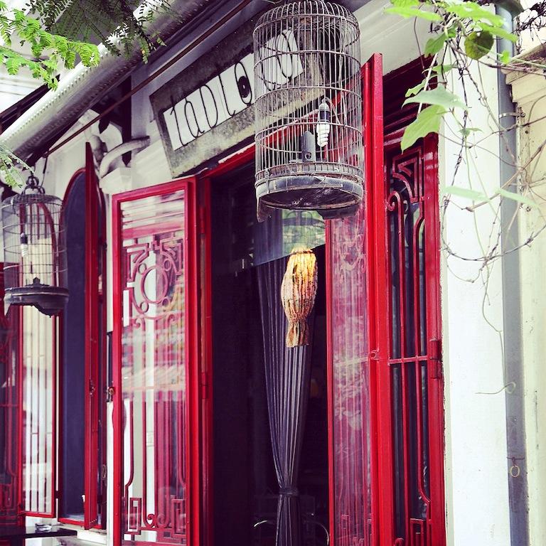 Charmante Cafés