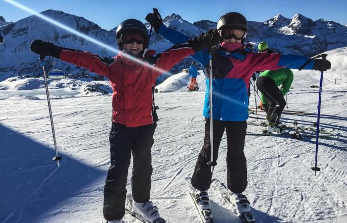 ab wann k nnen kinder das skifahren lernen archives fernweh mit kids. Black Bedroom Furniture Sets. Home Design Ideas