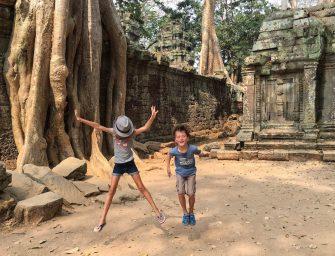 Fernreisen mit Kindern – die 10 besten Reiseziele für Familien