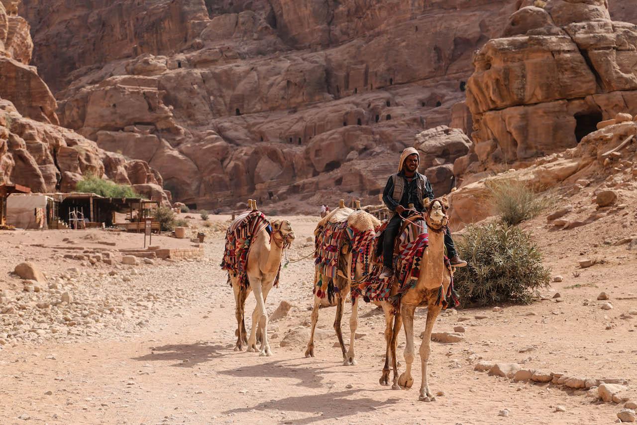 Fernreisen mit Kindern Jordanien