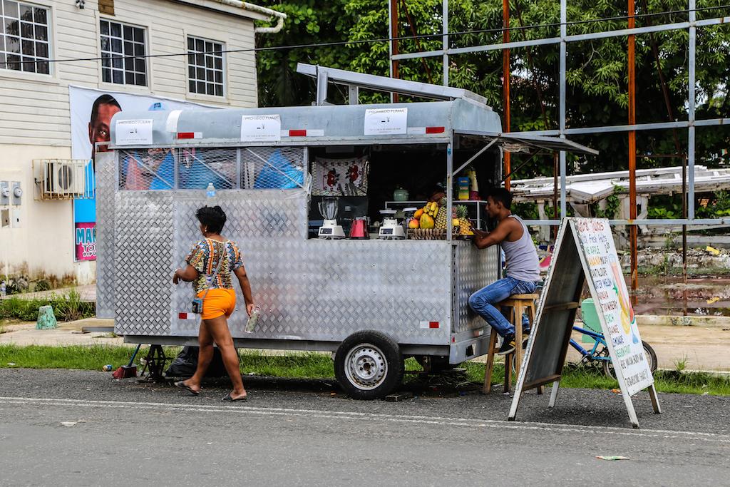 Fernreisen mit Kindern Panama