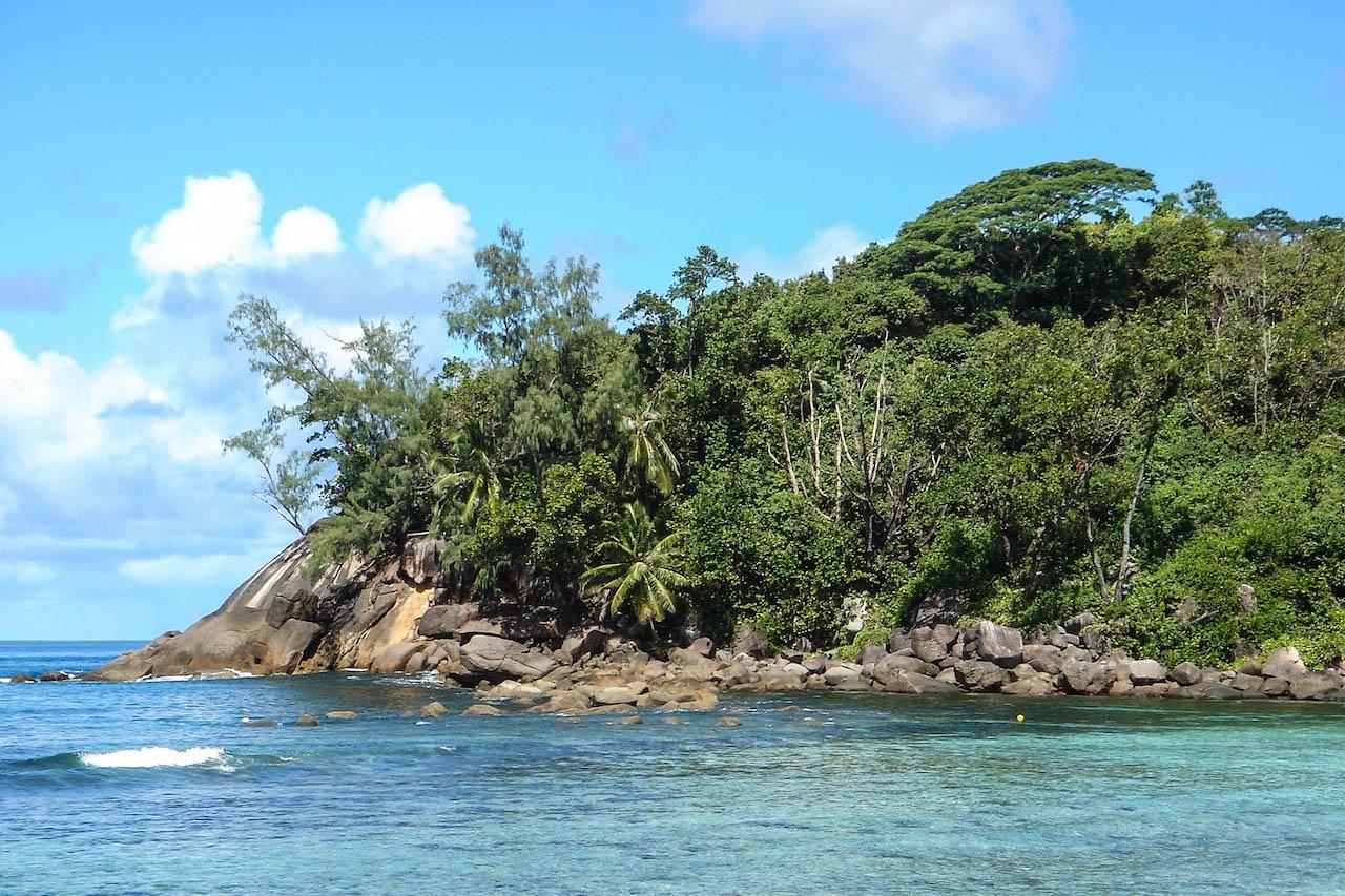 Fernreisen mit Kindern Seychellen