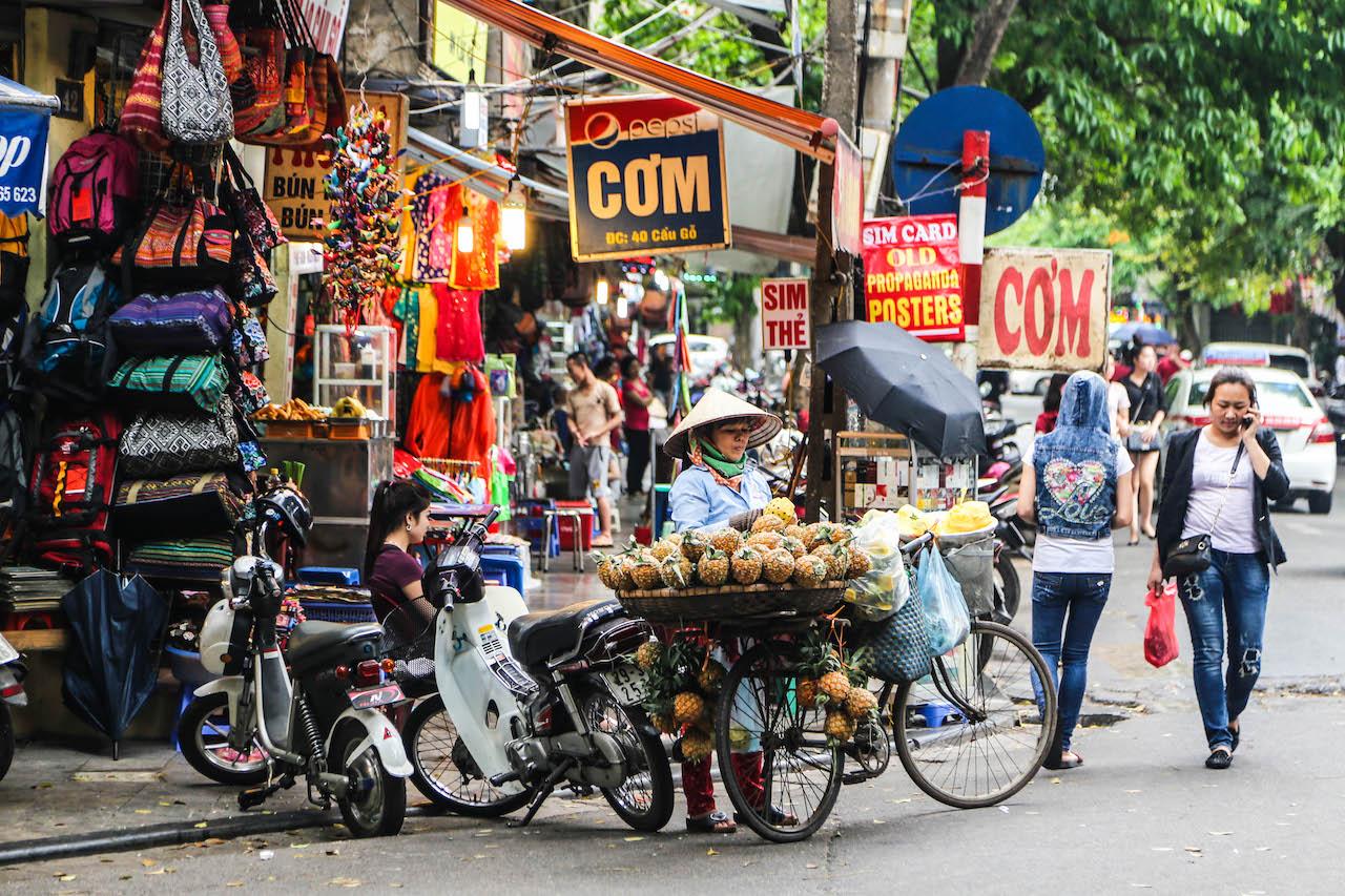 Fernreisen mit Kindern Vietnam