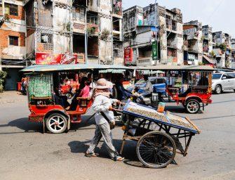 Phnom Penh – Roher Charme und große Liebe